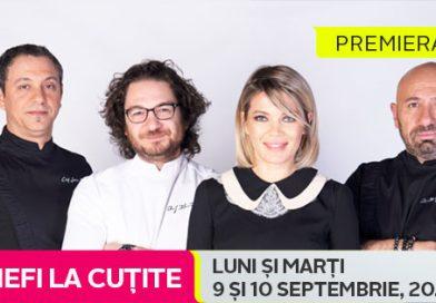 Chefi La Cutite – Sezonul 7 Episodul 22 – 19 Noiembrie 2019 Online