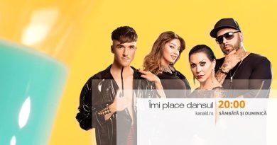 Imi Place Dansul – Sezonul 1 Episodul 9 – 12 Octombrie 2019 Online