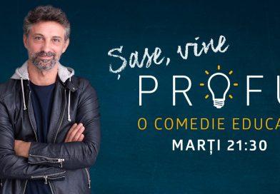 Profu' – Sezonul 1 Episodul 10 – 19 Noiembrie 2019 Online