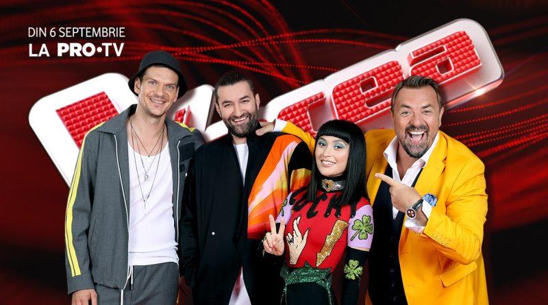 Vocea Romaniei – Sezonul 9 Episodul 7 – 18 Octombrie 2019 Online