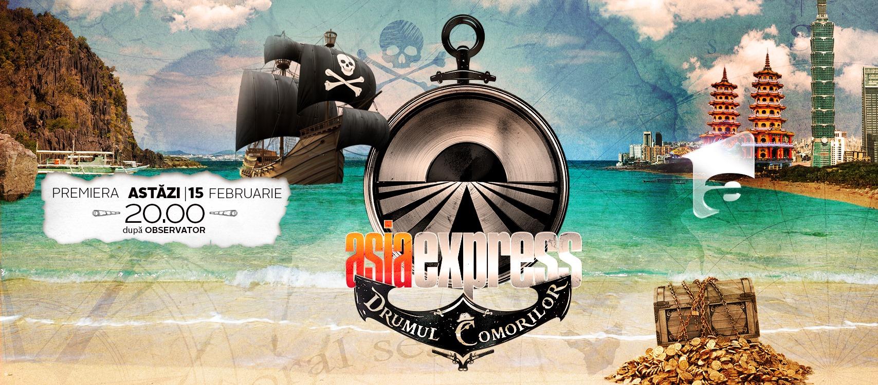 Asia express sezonul 3 episodul 35 clicksud