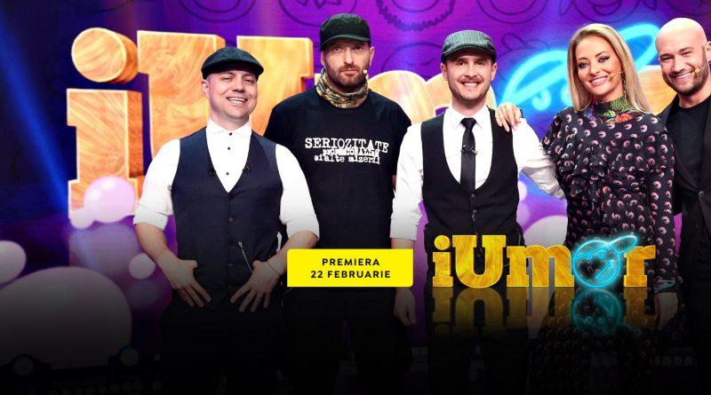 iUmor – Sezonul 8 Episodul 6 – 28 Martie 2020 Online