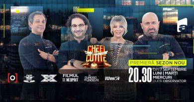 Chefi La Cutite – Sezonul 8 Episodul 34 – 23 Noiembrie 2020 Online