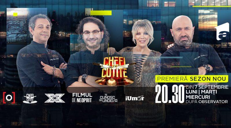 Chefi La Cutite – Sezonul 8 Episodul 35 – 24 Noiembrie 2020 Online