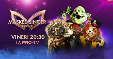Masked Singer Romania – Sezonul 1 Episodul 3 – 25 Septembrie 2020 Online
