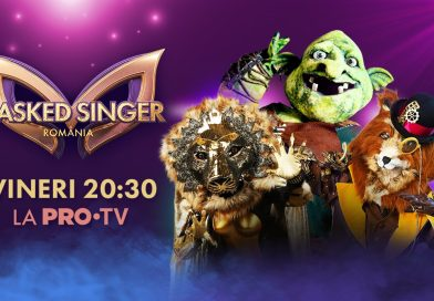 Masked Singer Romania – Sezonul 1 Episodul 2 – 18 Septembrie 2020 Online