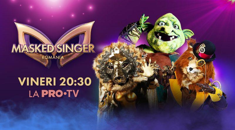 Jorge prezintă cel mai spectaculos show TV al momentului ...  |Masked Singer Romania