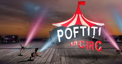 Poftiti La Circ – Episodul 15 – 27 Ianuarie 2021 Online
