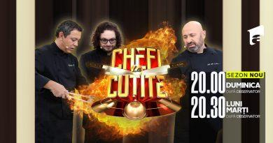 Chefi La Cutite – Sezonul 9 Episodul 19 – 11 Aprilie 2021 Online