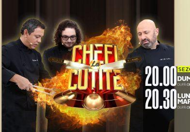 Chefi La Cutite – Sezonul 9 Episodul 1 – 28 Februarie 2021 Online