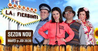 Las Fierbinti – Sezonul 19 Episodul 28 – 6 Mai 2021 Online