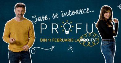 Profu' – Sezonul 2 Episodul 4 – 4 Martie 2021 Online