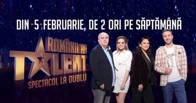 Romanii Au Talent – Sezonul 11 Episodul 8 – 1 Martie 2021 Online