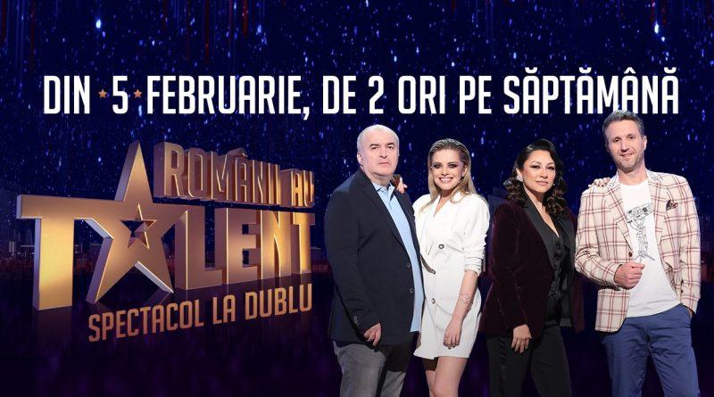 Romanii Au Talent – Sezonul 11 Episodul 7 – 26 Februarie 2021 Online
