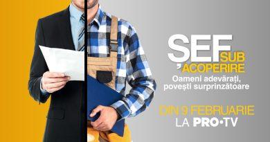 Sef Sub Acoperire – Sezonul 2 Episodul 4 – 2 Martie 2021 Online