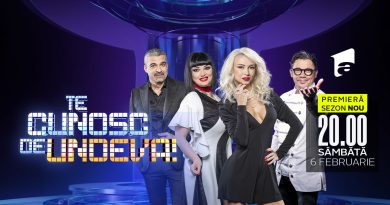Te Cunosc De Undeva – Sezonul 16 Episodul 4 – 27 Februarie 2021 Online